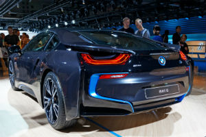Anticipated Car Of 2015: BMWi8